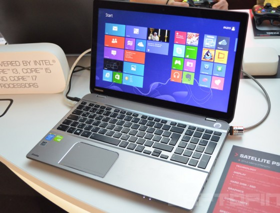 Toshiba Satellite P50 / P55 - Soon with 4K Ultra HD Display