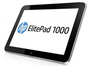 HP Announces ElitePad 1000, ProPad 600 Business Tablets