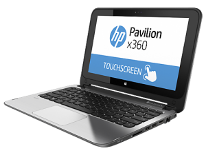 HP Pavilion 11 X360 Laptop Mode - Gray