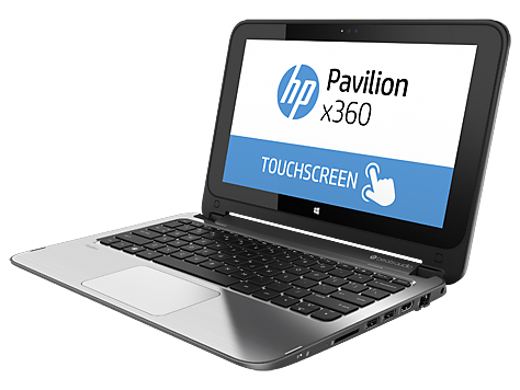 HP Pavilion 11 X360 Laptop Mode - Gray