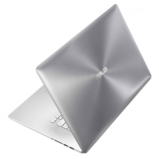 Asus Zenbook NX500 Lid Opened