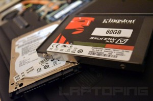 Laptop SSD vs HDD 2014 Comparison Test