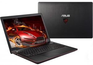 Asus G550JK Gaming Laptop Quietly Released
