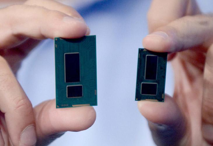 5th Gen Intel Broadwell Laptop CPU