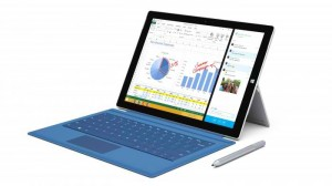 Microsoft Targets Laptop Users with Surface Pro 3 Tablet