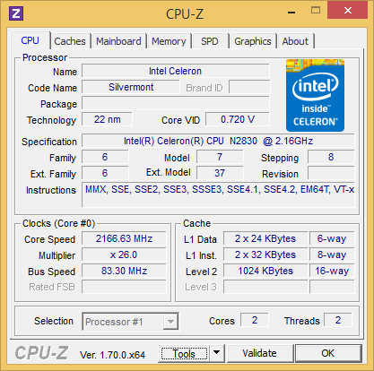 cpus product intel celeron n specs benchmark reviews