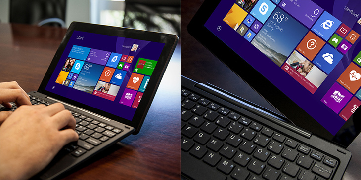 Nextbook 10_1 Windows 8_1 Tablet  with Keyboard