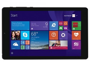 Nextbook 8-Inch Windows Tablet