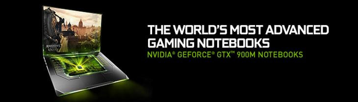 Nvidia GeForce 900M - Soon Including GTX 965M 960M