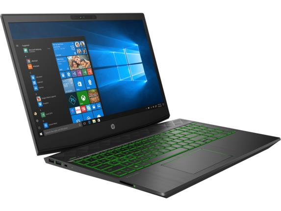 HP Pavilion 15-cx0071nr Gaming Laptop - Black Friday and Cyber Monday Deal 2018