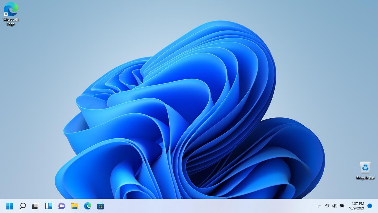 Windows 11 Taskbar Moved Left