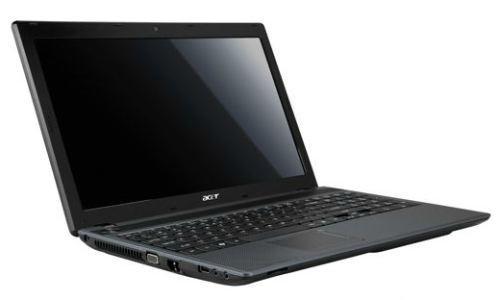 Acer Aspire AS5349-2481 with Intel Celeron B800 processor