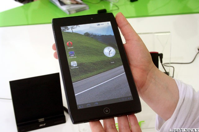 Acer Iconia Tabl A100