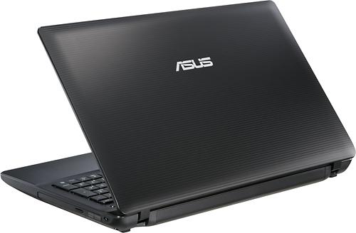 Asus X54L-BBK4 back