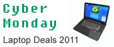Cyber Monday Laptop Deals 2011