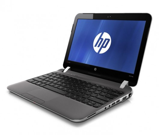 HP 3115m front right open