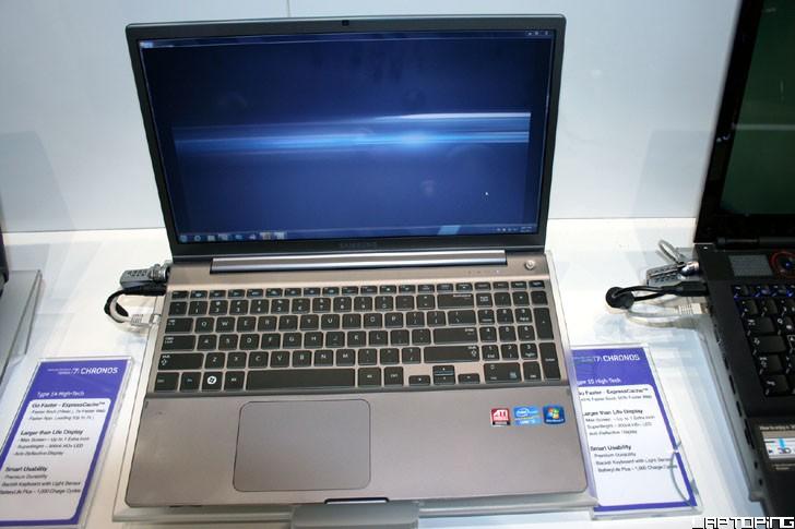 Samsung Series 7 NP700Z5B-W01UB