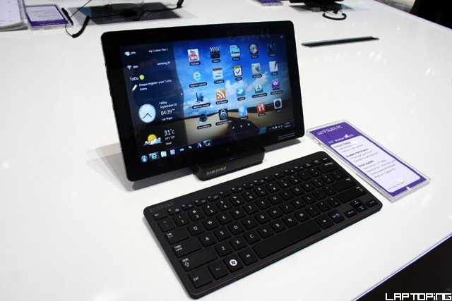 Samsung Slate 7 Windows Tablet