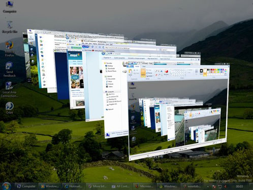 Microsoft has launched the first Windows 7 Release Candidate (RC).